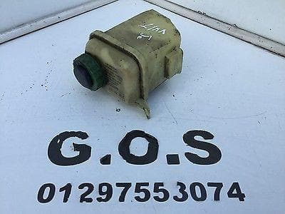 2002-07 VW TOUAREG 7L PAS POWER STEERING PUMP RESERVOIR 7L0422371C