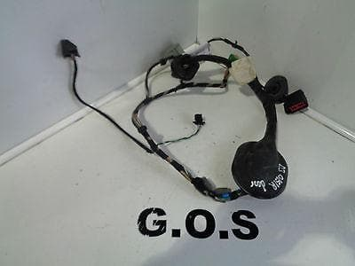 2004 - 2009 LAND ROVER DISCOVERY 3 OFF SIDE REAR DOOR WIRING LOOM YMM502621B #1
