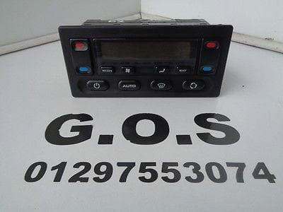 LAND ROVER DISCOVERY 2 AIR CONDITIONING CLIMATE HEATER CONTROL UNIT JFC102350