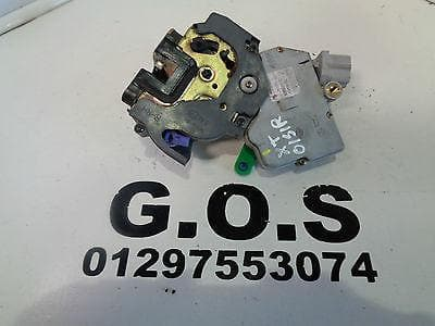 2001 - 2007 NISSAN X-TRAIL T30 OFF SIDE REAR DOOR LOCK ACTUATOR SOLENOID OSR