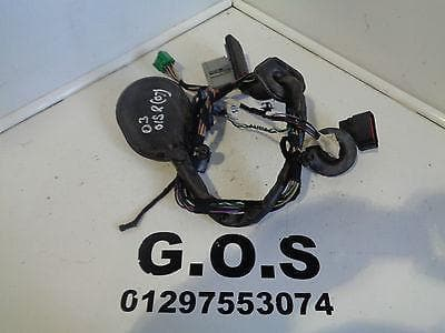 2004 - 2009 LAND ROVER DISCOVERY 3 OFF SIDE REAR DOOR WIRING LOOM YMM502631B