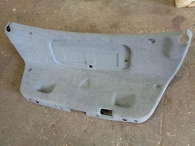 BMW F01 F02 7 SERIES BOOT COMPARTMENT FABRIC TRIM IN GREY 13648811 XXX