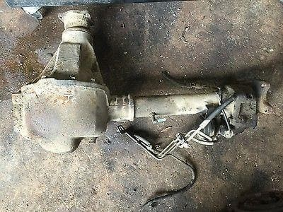 1998 - 04 VAUXHALL FRONTERA 2.2 TD DTi Y22DTH FRONT DIFF DIFFERENTIAL