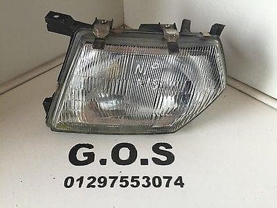 97-13 NISSAN PATROL GR Y61 NSF NEAR SIDE FRONT LEFT HEADLAMP HEADLIGHT