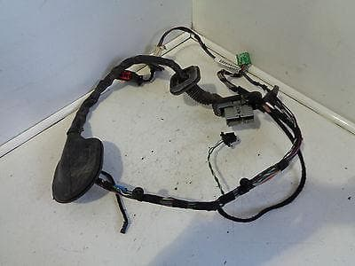 2004 - 2009 LAND ROVER DISCOVERY 3 NEAR SIDE REAR DOOR WIRING LOOM YMM502601B