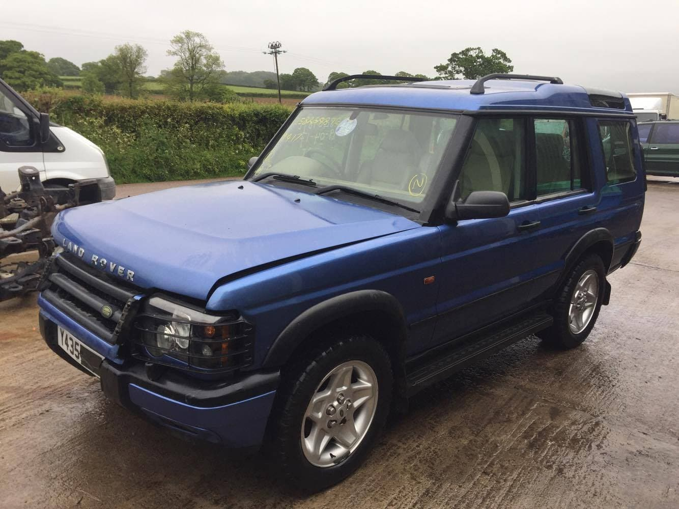 2001 LAND ROVER DISCOVERY 2 - 2.5L TD5 ES MANUAL ...