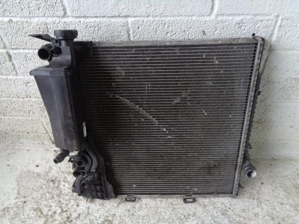 BMW X5 Radiator Engine Cooling 3.0D E53 17.10-2 248 724-12 (2001-2006) #B21039