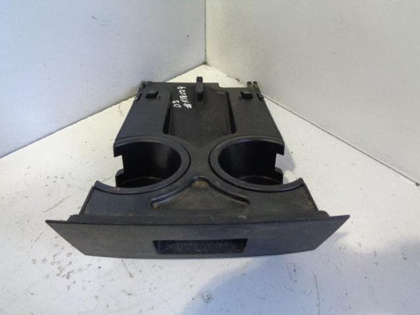 Discovery 3 Rear Cup Holders Centre Console Black Land Rover (2004-2009) #K18029