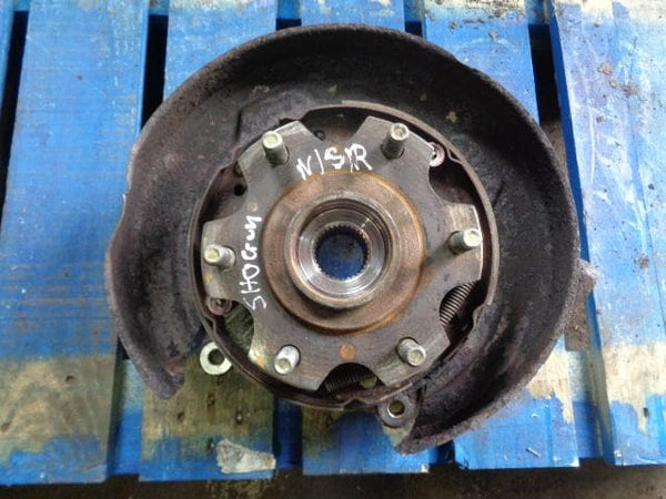 1999 - 2006 MITSUBISHI SHOGUN 3.5 GDI MK3 NEAR SIDE REAR HUB & ABS SENSOR XXX
