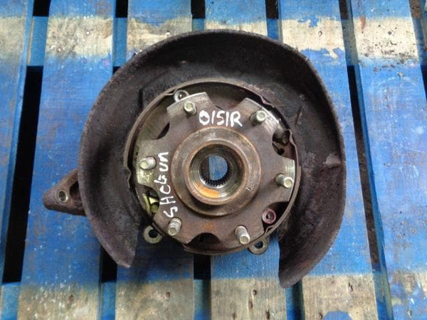 1999 - 2006 MITSUBISHI SHOGUN 3.5 GDI MK3 OFF SIDE REAR HUB & ABS SENSOR XXX