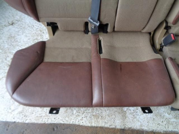 04 - 09 LAND ROVER DISCOVERY 3 NEAR SIDE REAR DOOR IN STORNOWAY GREY 907 #1209