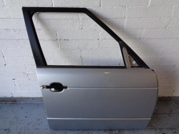 2002 - 09 RANGE ROVER L322 OFF SIDE FRONT DOOR IN ZERMATT SILVER  - 798 #0710