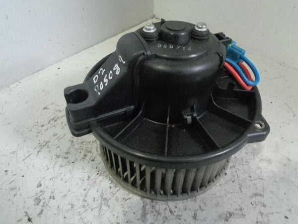 Discovery 2 Heater Blower Fan And Motor 0 130 111 195 Land Rover 1998 to 2004