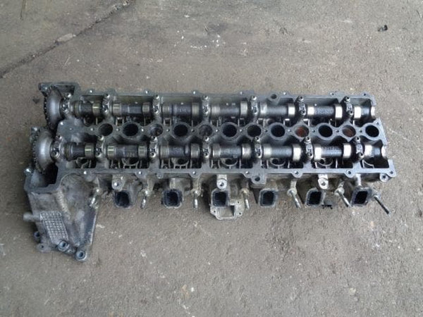 2000 - 2004 BMW X5 3.00 M57 DIESEL ENGINE TOP END CYLINDER HEAD 107K #12098