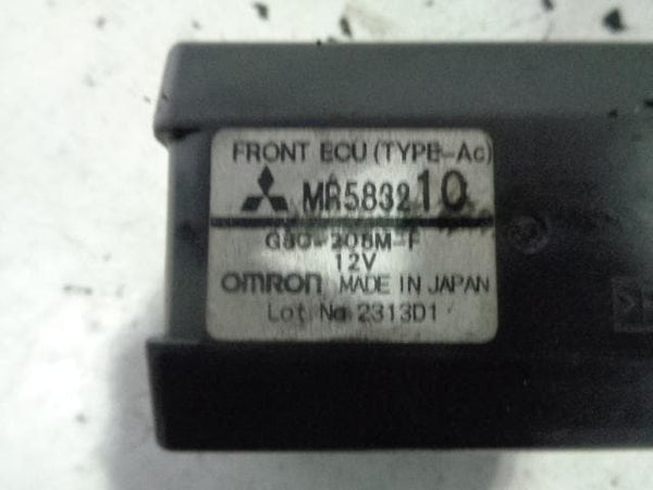 1999 - 2006 MITSUBISHI SHOGUN MK 3 FRONT ECU FUSE BOX MR583210