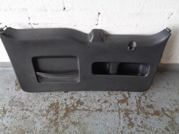 2002 - 2006 HONDA CR-V MK2 TAILGATE DOOR CARD IN BLACK #1708