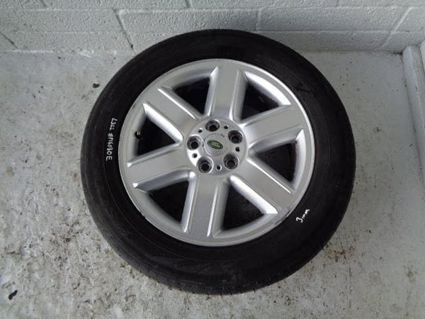 "Range Rover L322 Alloy Wheel & Tyre 19"" Spare Single 255/55R19 P16030E XXX"