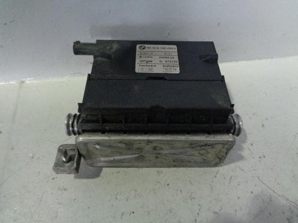 BMW X3 E83 Electric Water Heater 64 12 9 145 439 0 2003 to 2010 B12020