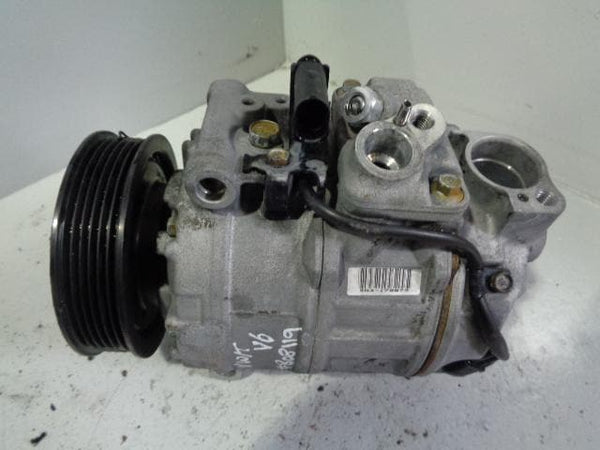 VW Volkswagen Touareg Air Con Compressor Pump 7L 3.0 V6 TDI 2002 to 2007
