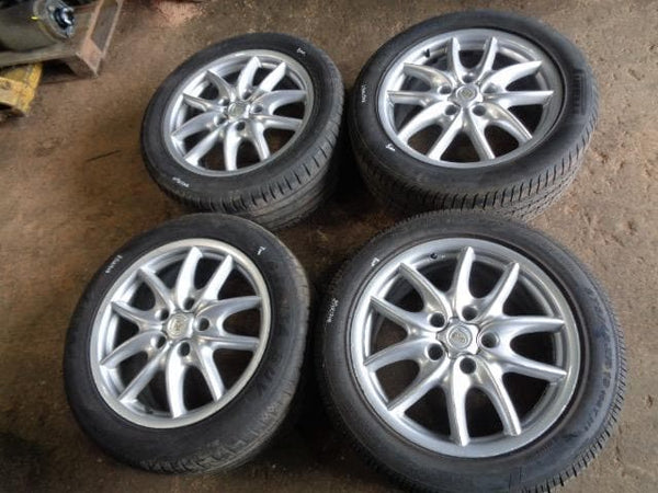 "Cayenne 19"" Alloy Wheels And Tyres Set Of x4 955 Porsche 275/45R19 #POR1708"