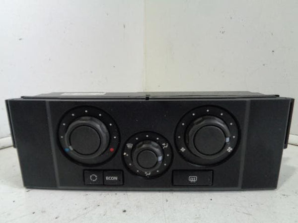 2004 - 2009 LAND ROVER DISCOVERY 3 HEATER CONTROL PANEL JFC501070 XXX