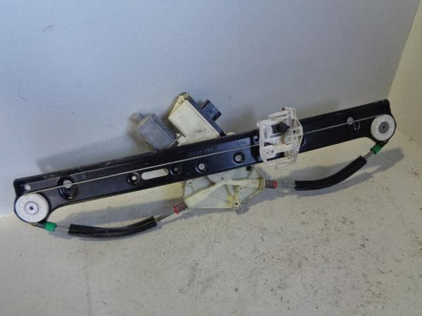 BMW X3 E83 Window Regulator Near Side Rear 2003 to 2006 B12020