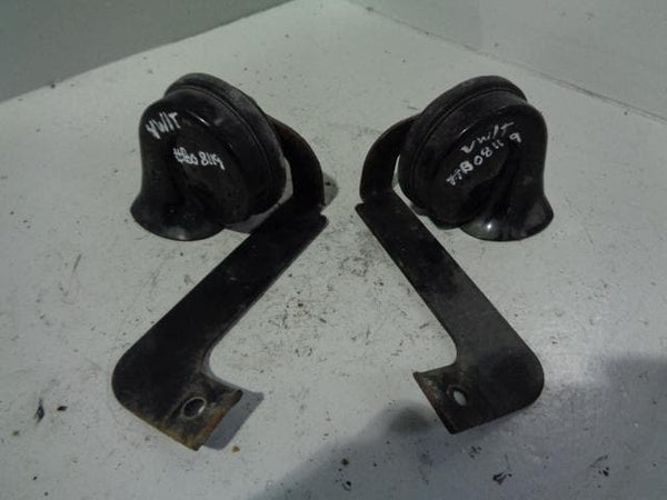 VW Volkswagen Touareg Horns Pair of 2002 to 2010