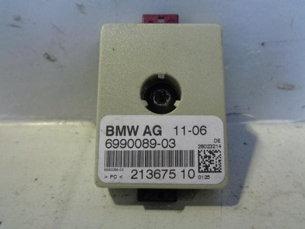 BMW X3 E83 Aerial Amplifier Suppression Filter 6990089 2003 to 2006 B12020