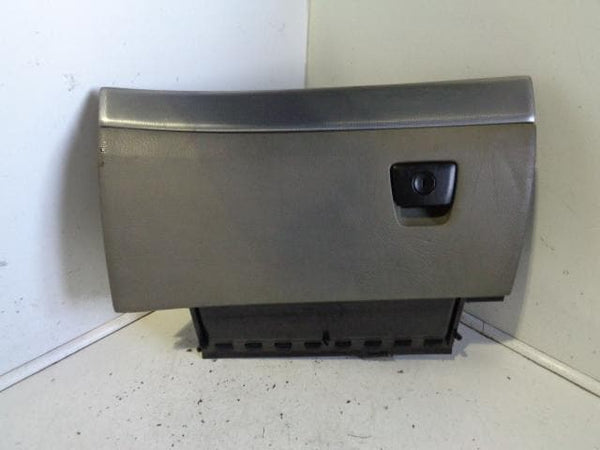 2002 - 2006 VOLVO XC90 COMPLETE GLOVE BOX COMPARTMENT IN OAK #1711