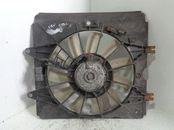 Honda CRV Fan Air Con Pusher 2.2 CTDI Diesel 2002 to 2006