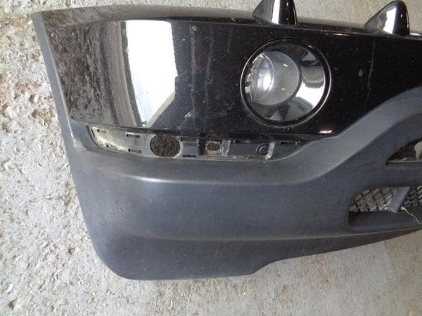 2001 - 04 BMW X5 E53 FRONT BUMPER WITH FOG LIGHTS IN SAPPHIRE BLACK 475/9 XXX