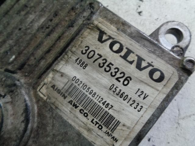 2002 - 2006 VOLVO XC90 AISIN AUTOMATIC TRANSMISSION CONTROL MODULE 30735326