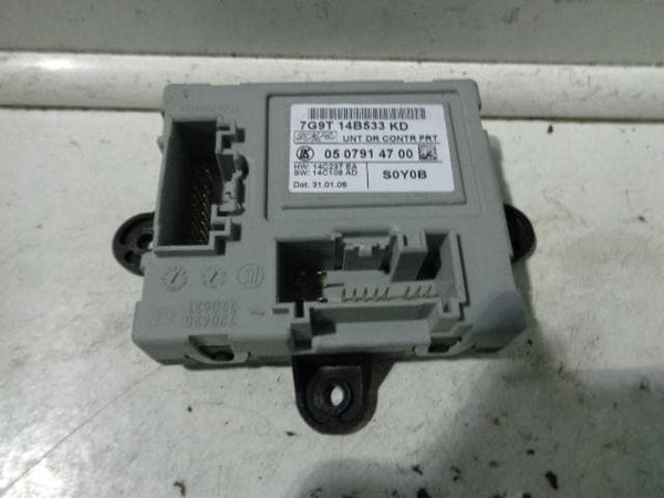 2006 - 2011 LAND ROVER FREELANDER 2 NSF NEAR SIDE FRONT DOOR ECU 7G9T 14B533 KD