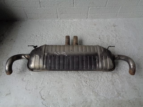 Range Rover L322 Exhaust System Rear Section 3.6 TDV8 2006 to 2009