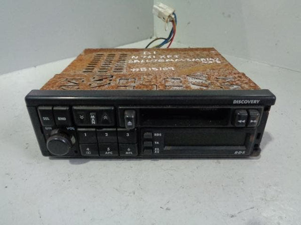 Discovery 1 Radio Cassette Player AMR2194LNF Land Rover 1994 to 1998 B1 XXX