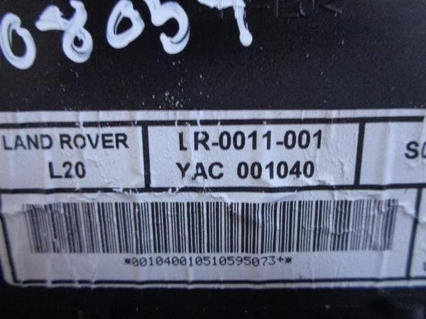 2006 - 2010 RANGE ROVER L322 3.6 TDV8 AIR CONDITIONING COMPRESSOR JPB500221