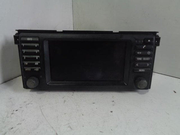 BMW X5 APLINE SAT NAV GPS NAVIGATION SCREEN 65-52-6 934 413 #17108 XXX