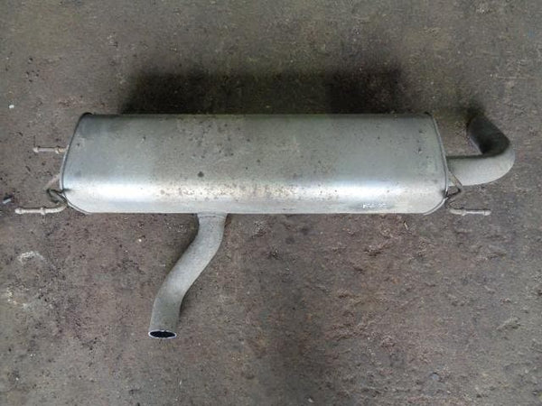 06 - 2010 LAND ROVER FREELANDER 2 2.2 TD4 EXHAUST BACK BOX 8892-5230-CC #17098