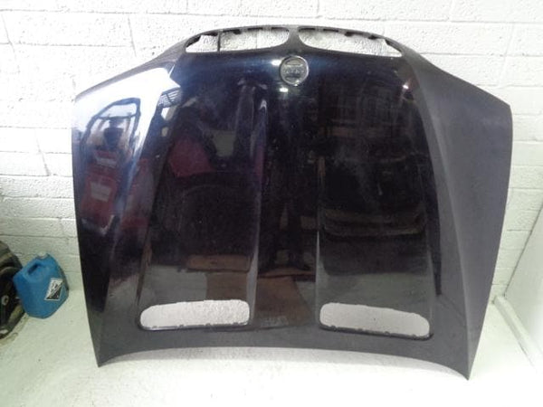 BMW X5 Bonnet in Black Carbon 416 E53 Facelift LCi 2004 to 2006 P08011
