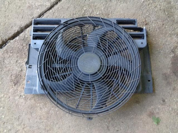 2000 - 2006 BMW X5 E53 3.0D AIR CONDITIONING ELECTRIC PUSHER FAN