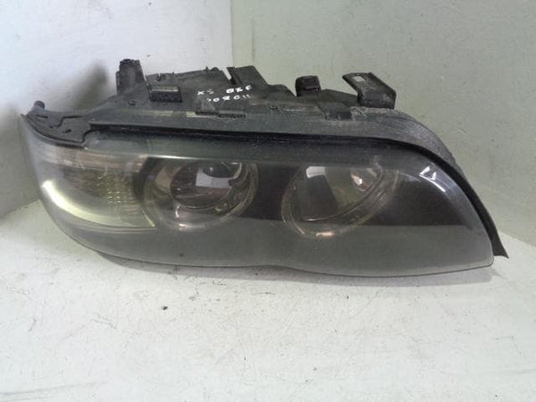 BMW X5 E53 Headlight Xenon Adaptive Off Side 6311 7166820 2004 to 2006 LCi