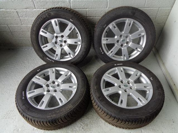 "Discovery 4 Alloy Wheels And Tyres 19"" x4 Land Rover 255/55R19 (2009-16) #20039"