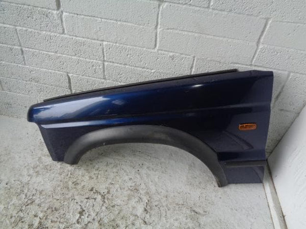 Discovery 2 Front Wing Near Side in Oslo Blue Land Rover 1998 to 2002 P18119