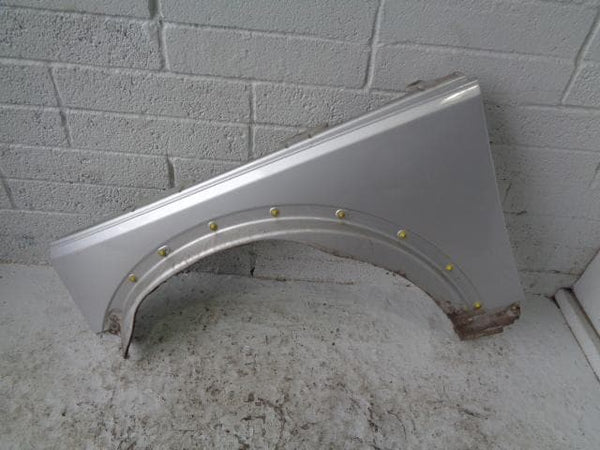 Discovery 3 Wing Near Side Front Silver Land Rover 2004 to 2009 K14119 XXX