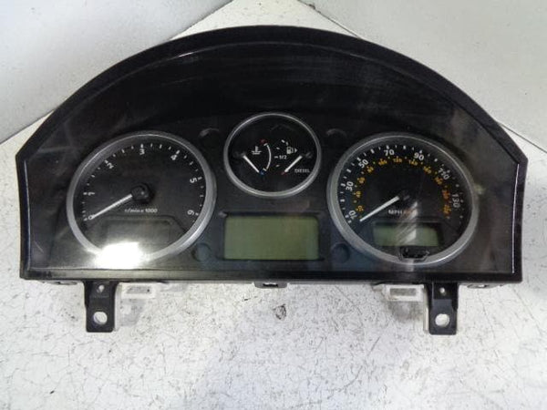 Discovery 3 Instrument Cluster Clocks Speedo 2.7 TDV6 YAC500465 Land Rover #0304