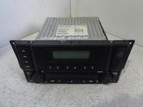 Discovery 3 Radio CD Player Land Rover (2004-2009) VUX500530 #K09059