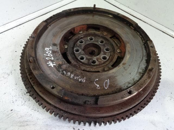 Discovery 3 Dual Mass Flywheel 2.7 TDV6 Land Rover (2004-2009) #2609