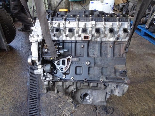 2002 - 2006 RANGE ROVER L322 TD6 M57D ENGINE & INJECTION PUMP 107K #2407