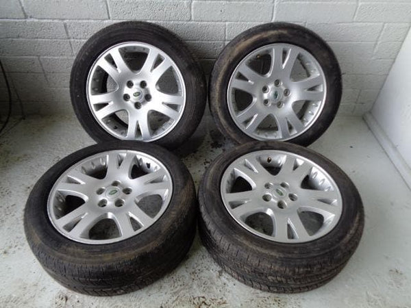 "Range Rover Sport Alloy Wheels And Tyres 4x 19"" 255/50ZR19 L320 (05-09) #06029"