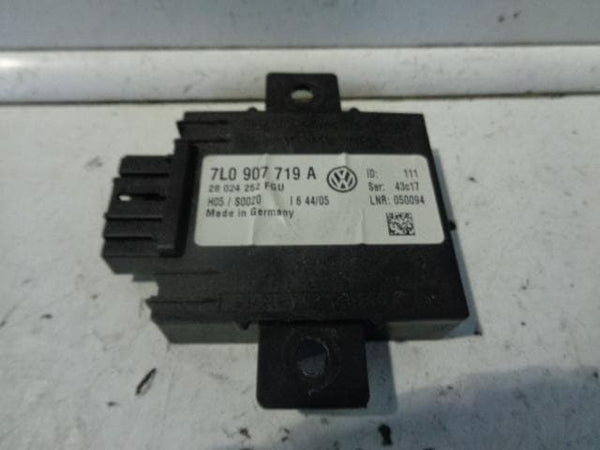 2002 - 2007 VW TOUAREG 7L ALARM TOW AWAY ANTI THEFT ECU 7L0907719 XXX